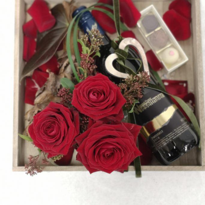 Rote Rosen und mehr